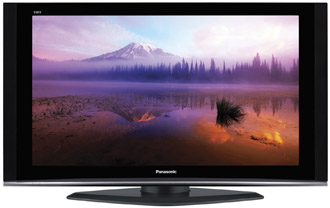 Panasonic's latest 42-inch Plasma